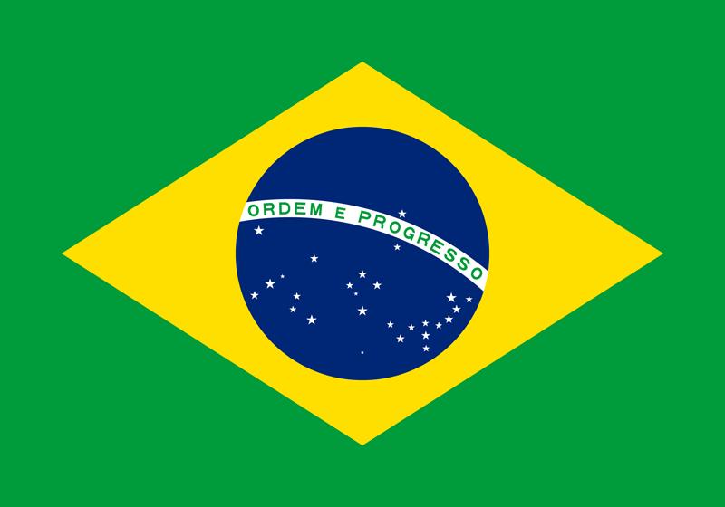 Native Speaker Portugiesisch (Brasilianisch BR) - Flagge