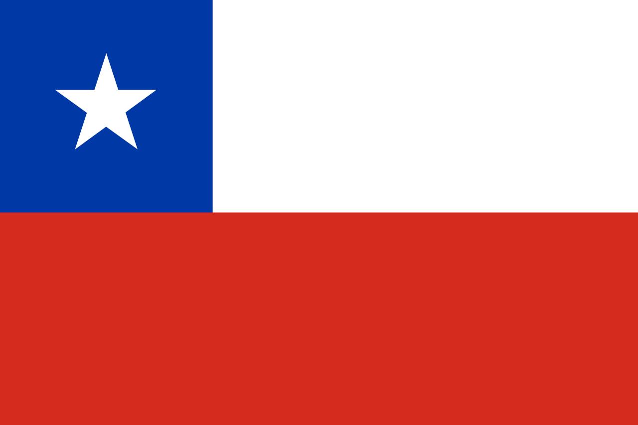 Native Speaker Spanisch (Chilenisch CL) - Flagge