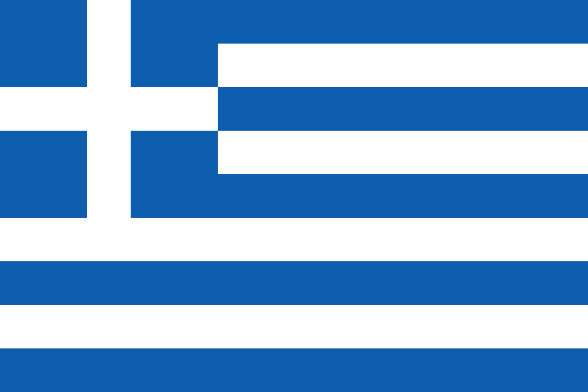 Native Speaker Griechisch - Flagge