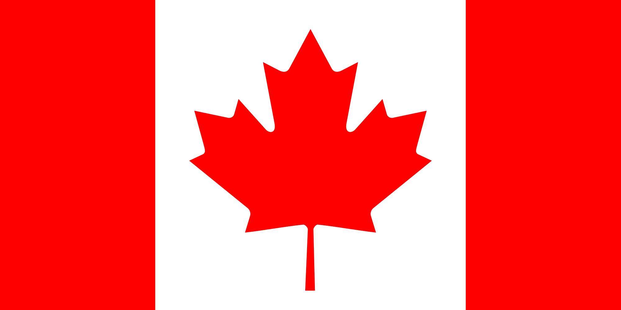 Native Speaker Englisch (CDN) - Flagge