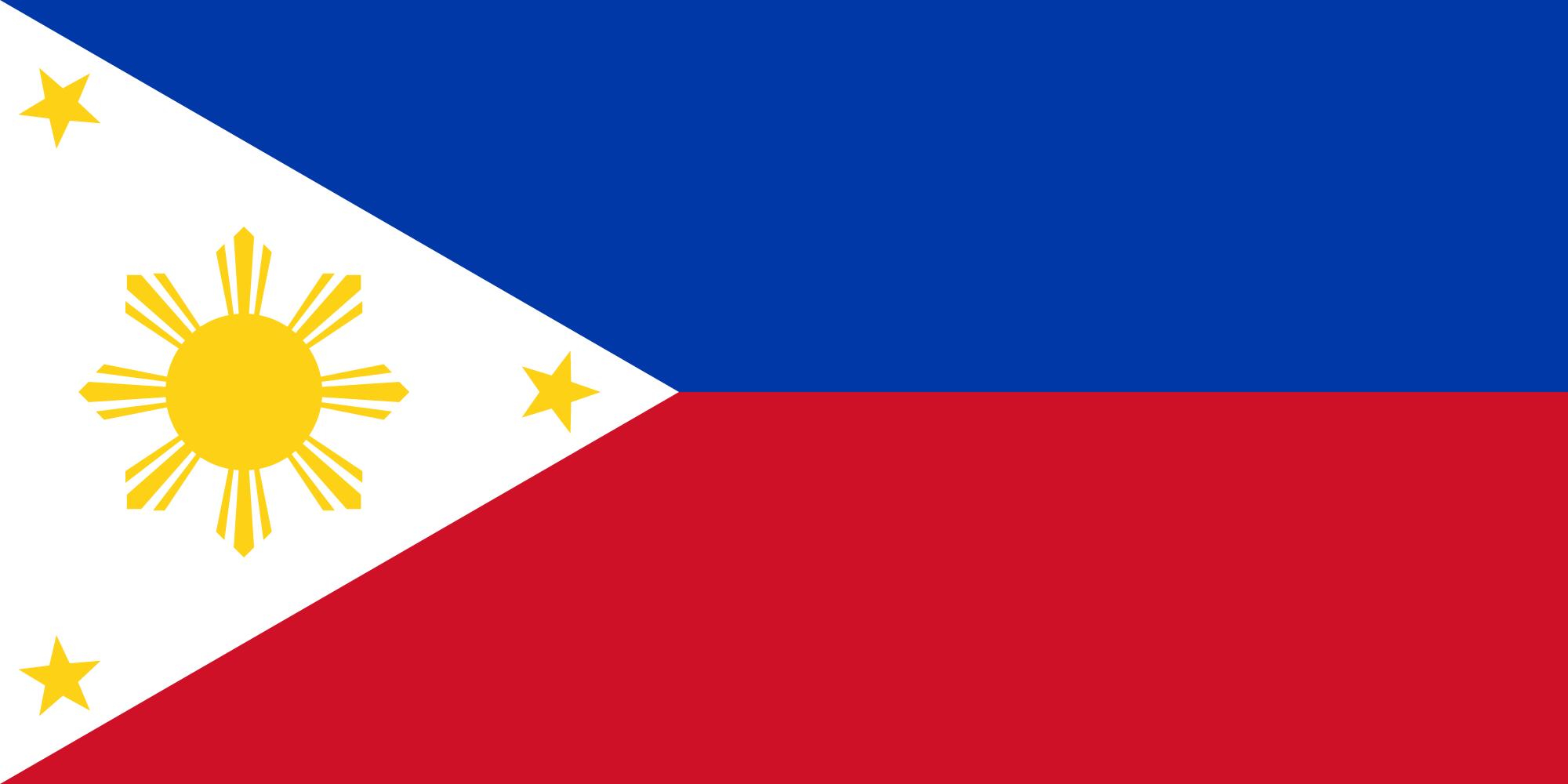 Native Speaker Tagalog - Filipino - Flagge