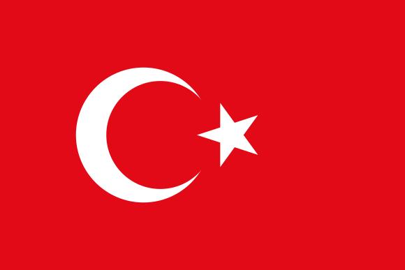 Native Speaker Türkisch - Flagge